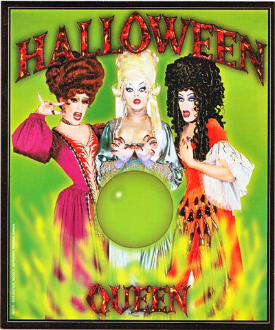 Halloween au Queen en 1997