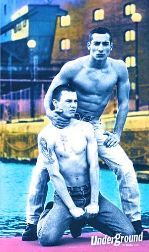 Underground au Queen - 1997