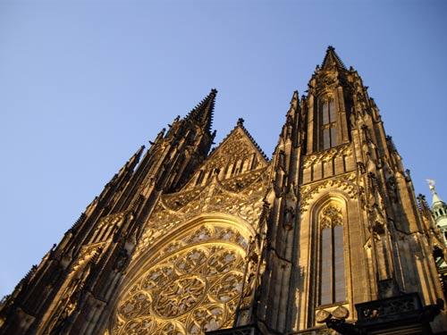 Cathédrale Saint-Guy - Prague