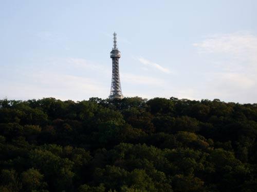 Tour Eiffel de Prague