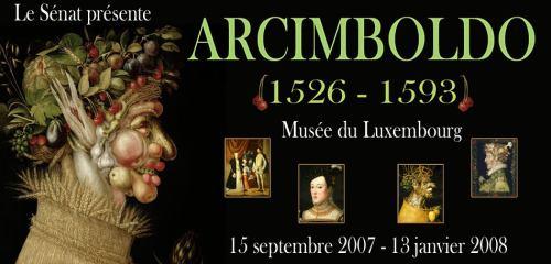 « Arcimboldo (1526-1593) » au musée du Luxembourg