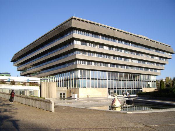 Immeuble de la Préfecture du 95 à Cergy