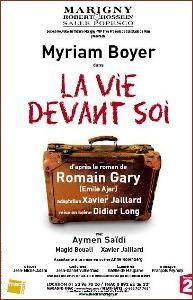 « La vie devant soi » au théâtre Marigny