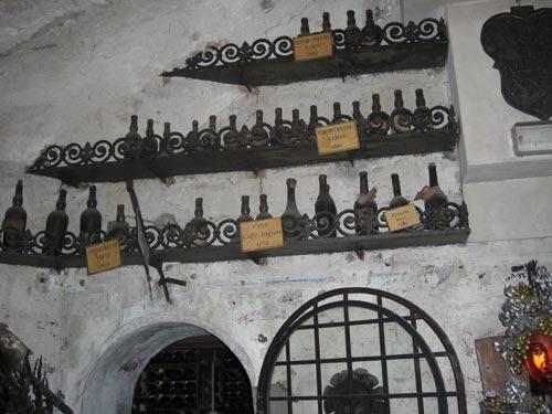 Les caves de la Tour d
