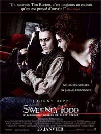 Sweeney Todd, le diabolique barbier de Fleet Street.