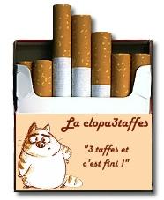Le paquet de Clopa3taffes®