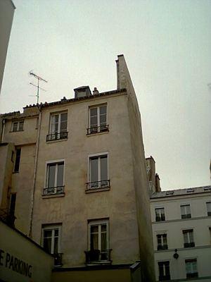Mon premier appartement, au 56 rue Saint Sabin