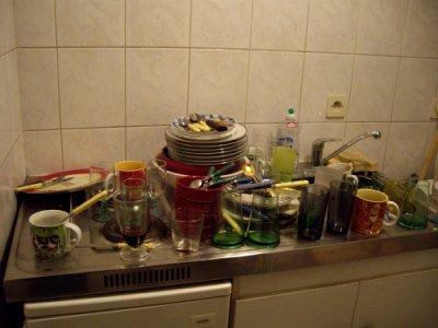 Au secours ma cuisine !