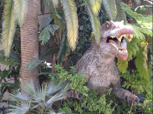 Le dinosaure de Hollywood !!!