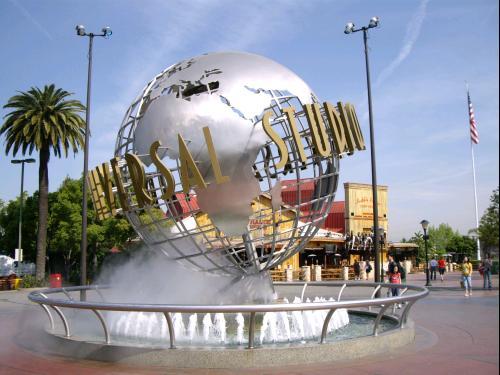 Entrée des Universal Studios