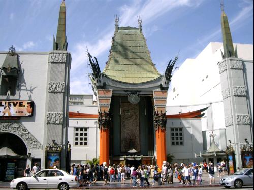 Chinese Theatre - Hollywood Boulevard