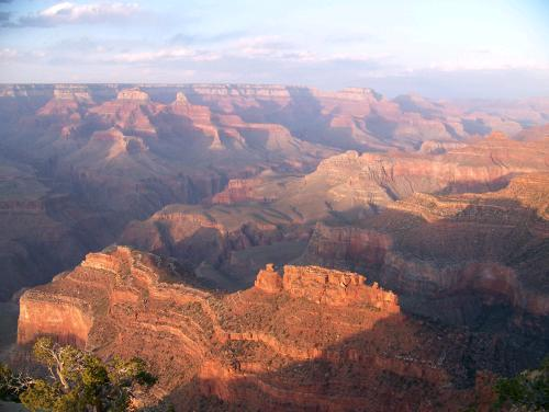 Le Grand Canyon, Arizona.