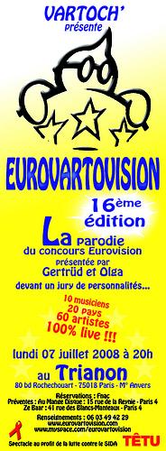 Eurovartovision 2008