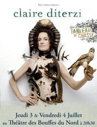 Claire Diterzi au Théâtre des Bouffes du Nord