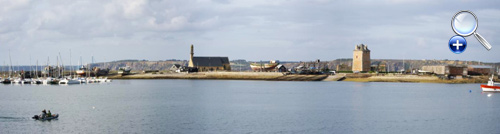 vue du Port de Camaret