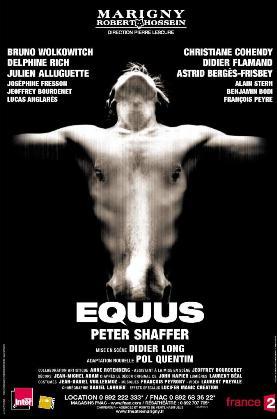 Equus au Théâtre de Marigny