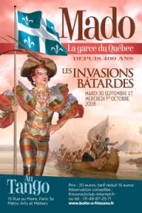 Mado au Tango : « Les Invasions Bâtardes »