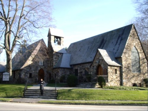 Eglise Union Church de Pocantico Hills