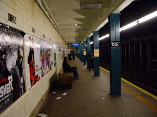 Station de métro de la 135th Street