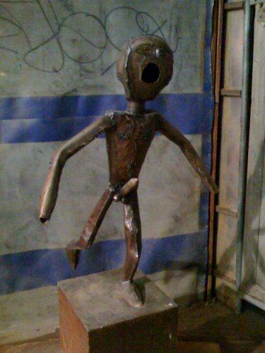Homme de métal