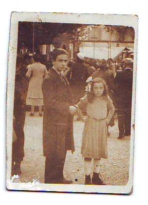Photo de famille... avec des inconnus !
