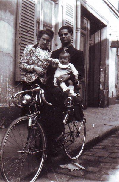 Mes grands-parents paternels