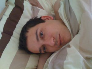 Chérichou au lit