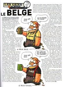 Le Belge - Fluide Glacial Avril 2009