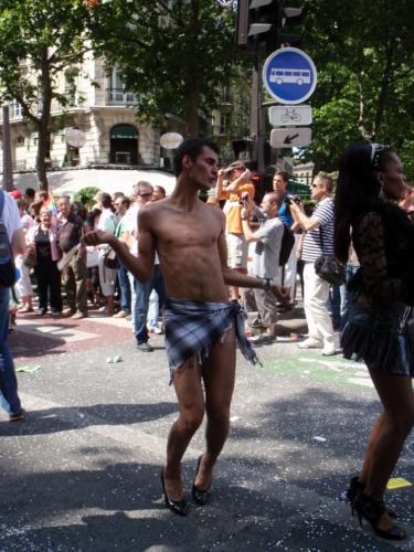 Il faisait si chaud ! - Gay Pride 2009