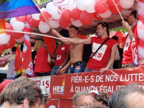 HES - Gay Pride 2009