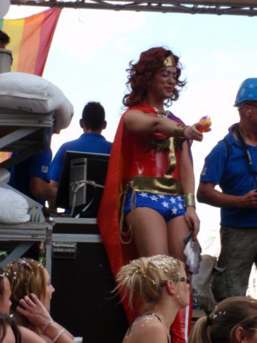 Wonder Woman - Gay Pride 2009