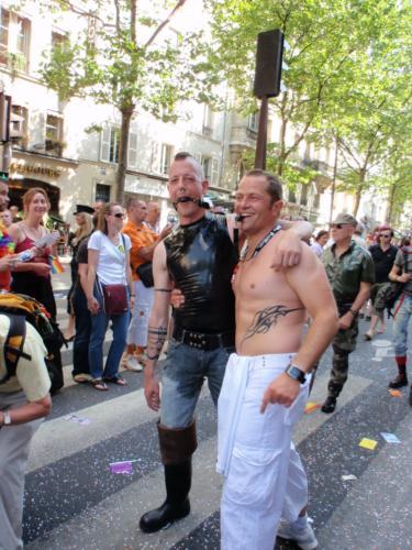 CAVE CANEM - Gay Pride 2009