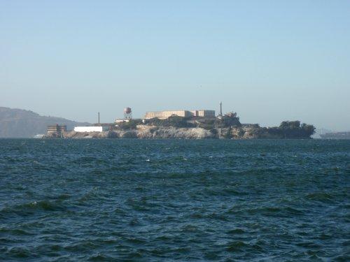 Vue d'Alcatraz