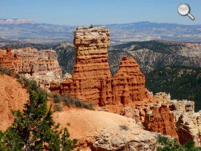 """Bryce Canyon - Exemple """"d'architecture géologique"""""""