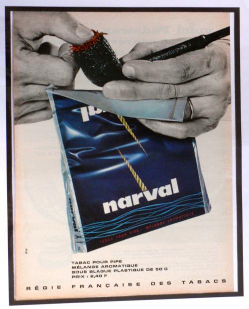 Pourquoi trouve-t-on beaucoup de bars-tabacs « Le Narval » ?