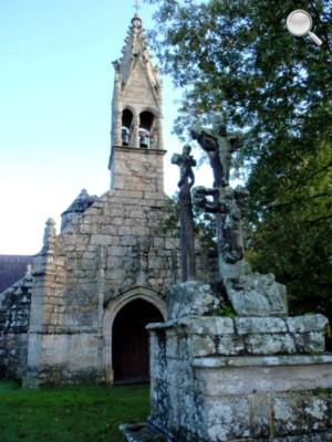 Chapelle Saint-Philibert-et-Saint-Roch - Moëlan sur mer
