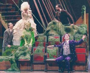 « Platée » de Rameau à l'Opéra Garnier