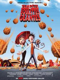Tempête de boulettes géantes (Cloudy With A Chance Of Meatballs)