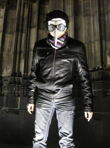 Colin Ducasse au carnaval de Cologne