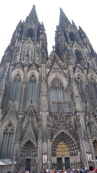 La cathédrale de Cologne - Dom