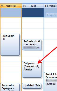 Agenda pro
