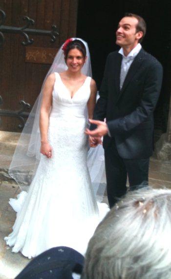 Mariage de Virginie et Benoît