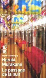 Le passage de la nuit (Haruki Murakami)