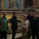 Dans le Panthéon