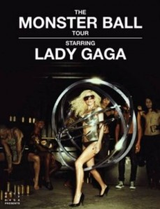 """The Monster Ball Tour"" de Lady Gaga à la Halle Tony Garnier de Lyon"
