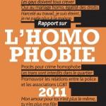 Rapport sur l'Homophobie 2011
