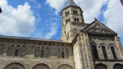 basilique Notre-Dame-du-Port - Clermont Ferrand