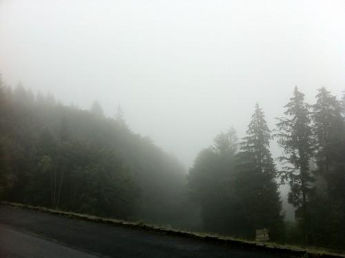Arrivée au Puy-de-Dôme