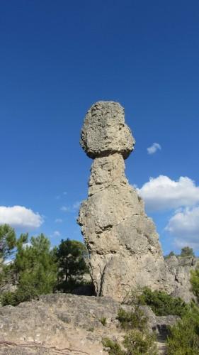 Cirque de Mourèze - obélisque de pierre