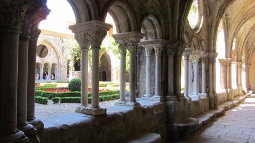 Cloître de l'Abbaye de Fontfroide - Narbonne